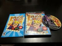 Buzz! The Mega Quiz (Sony PlayStation 2, 2007) COMPLETE! TESTED! FREE SHIPPING!