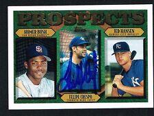 Felipe Crespo #203 signed autograph auto 1997 Topps Baseball Trading Card