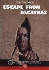 Escape From Alcatraz (DVD, 2003)