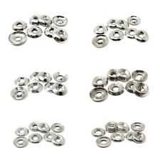 SCREW CUP WASHERS COUNTERSUNK SCREWS FINISHING NICKEL-PLATED MADE IN GERMANY