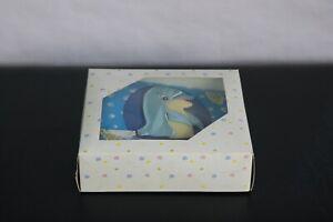 Baby boy photo album dolphin professional rare felt 3D