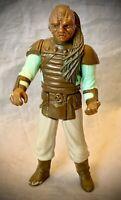 STAR WARS 1983 - Weequay Skiff Guard - Vintage Kenner Action Figure