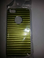 METAL HARD BACKING CASE (GREEN) FOR APPLE iPhone 5