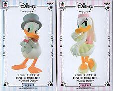 Disney Characters lovers moments donald duck & daisy duck Set Figure BANPRESTO