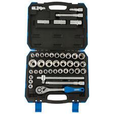 Draper Professional Garage 1/2 Inch Sq. Dr. MM/AF Socket Set (41 Piece) (82136)