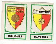 figurina CALCIATORI PANINI 1982/83 NEW numero 590 OSIMANA RAVENNA