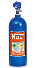 NOS Nitrous OEM Chrome Label / sticker / decal for Bottle or Extinguisher