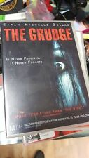 The Grudge 1 DVD