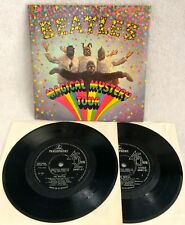 "THE BEATLES ""MAGICAL MYSTERY TOUR"" ULTRA-RARE ORIGINAL 1967 UK STEREO DOUBLE EP!"