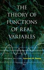 The Theory of Functions of Real Variables: Second
