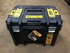 DeWalt TSTAK VI Deep Storage Empty Toolbox 23L No Tray - Tool Case 171195