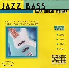 Thomastik-Infeld JR364 T-I Jazz Rounds Bass Guitar Strings - Super Long Scale