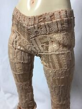 "Bjd-Msd 1/4 Thin Stretch Jersey Net Pants~Wording ""Underwear�Never Used!"