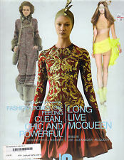 IN FASHION Magazine 2010-2011 Autumn & Winter PARIS HAUTE COUTURE MCQUEEN #42