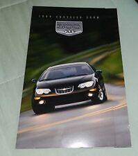 1999 Chrysler 300M brochure