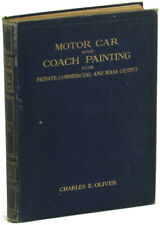 Charles E. Oliver / Motor Car and Coach Painting For Private Commercial and 1st