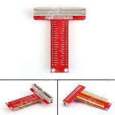 40Pin Adapter Board T Type GPIO Carte D'extension Pour Raspberry Pi Modèle B+