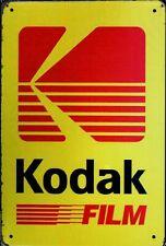 "Retro Blechschild Vintage Nostalgie look 20x30cm ""Kodak"" neu"