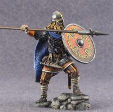 Viking Warrior 1/32 scale Figurine Tin Metal Toy Soldier 54mm Elite Painted