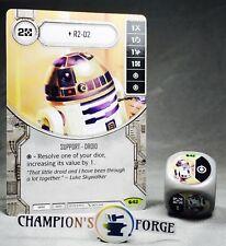 AOTC Star Wars TCG R2-D2 A #41 Rare