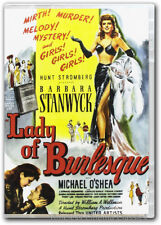 Lady of Burlesque DVD New Barbara Stanwyck Michael O'Shea
