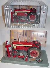 "1/16 Farmall 460 Tractor & Accessories ""Muddy"" Restoration Set by ERTL NIB!"