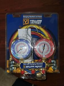 Yellow Jacket Test and Charging Manifold 42004