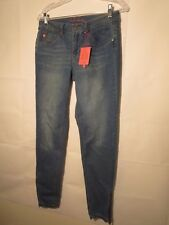 English Laundry Womens Sz. 6 Skinny Blue Jeans 29 x 29 Zipper Ankles 60% OFF NWT