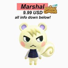 Marshal Animal Crossing New Horizons