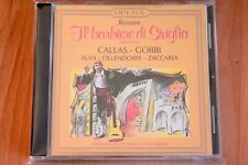 Rossini - Le Barbier de Séville - Callas - Gobbi - Neuf Emballé -New Sealed - CD