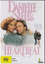 DANIELLE STEEL'S  HEARTBEAT -  NEW & SEALED REGION 4 DVD FREE LOCAL POST