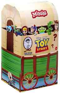 TOY STORY MINIS Andy's Toy Chest - 13 Characters to Choose From!