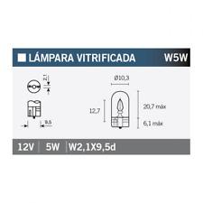Glühlampe Glühbirne Lampe Leuchtmittel OSRAM 2825 W5W 1 Stück