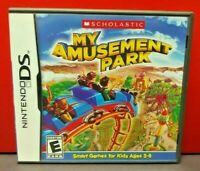My Amusement Park  - Nintendo DS DS Lite 3DS 2DS Game Complete + Tested