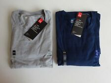 Under Armour Men's Chest Logo Long Sleeve Graphic Tee NWT NEW 2018