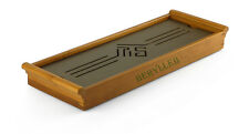 Fu Lin * High Grade Carbonized Bamboo Gongfu Tea Tray Serving Table 39*13*4cm
