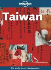 Taiwan (Lonely Planet Travel Guides),Robert Storey