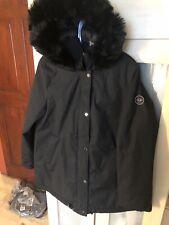 Ugg Womens Bernice Parka Winter Coat Size L (broken Zip)