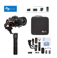 Feiyu Tech a1000 3-Axis Gimbal Handheld Stabilizer for Cameras 1 KG Payload