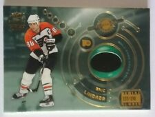 2000-01 PACIFIC PARAMOUNT GAME USED STICKS #15 ERIC LINDROS SN /190