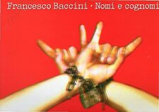 LP 4043 FRANCESCO BACCINI  NOMI E COGNOMI PROMO