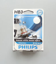 Philips INTENSO blanca Xenón Cuero 4300k Bombilla 9005whvb1 HB3 65w