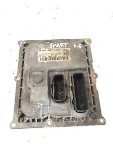 SMART FORTWO ENGINE CONTROL UNIT-ECU 0003107V006 0261205004 BOSCH 0.6 AUTO 2001