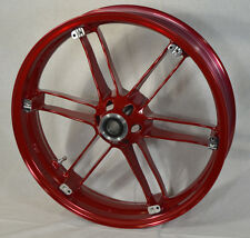 G0110.02A8BYCC, NEW In Box Buell Front Cherry Bomb Wheel, All XB'S & 1125's
