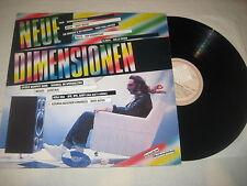 Neue Dimensionen   Vinyl LP Sampler NDW