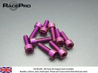 M6 x 10mm x 1.2mm RacePro Gold 6x Titanium Washer GR5