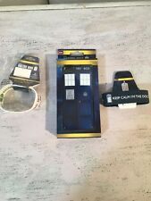 Lot Of 2 Doctor Who Rubber Bracelet/Wristband And Doctor Who iPhone 5 Case 397