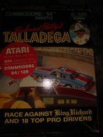 Richard Petty's Talladega floppy for the Atari 400/800 - or commodore 64