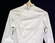 Dickies Chef Coat 36 White Grand Master Jacket New Cw070101 Egyptian Cotton