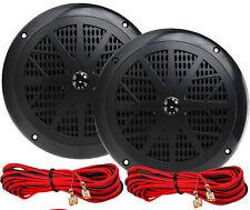 New listing Plmr51B Pyle 100 Watt Marine Dual Cone Speaker's 5-1/4'